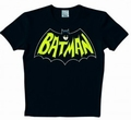 Logoshirt - Batman - Bat - Shirt