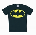 2 x KIDS-SHIRT - BATMAN LOGO