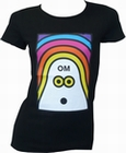 AMOS - OM - BLACK - GIRL SHIRT