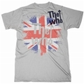 The Who - Shirt - Faded Union