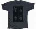 x BEATLES MEN SHIRT - AUTOGRAPH