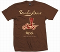 MC Voodoobeat - Men Shirt - brown