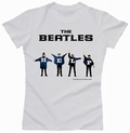 x BEATLES GIRL SHIRT - HELP