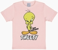 1 x KIDS SHIRT - LOONEY TUNES - TWEETY