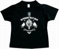 Beat-Man - Hands - Kidsshirt - schwarz
