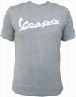 1 x VESPA MEN SHIRT IN METALLBOX - GRAU