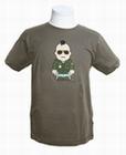 Toonstar - Mr. Cab Driver - Shirt - oliv