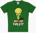 Kids Shirt - Tweety Grün - Looney Toons