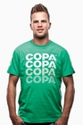 1 x FUSSBALL SHIRT - COPA STRIPED LOGO