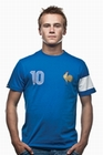 3 x FUSSBALL SHIRT - FRANCE CAPITAINE