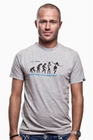 Fussball Shirt - Human Evolution