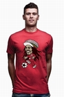 1 x FUSSBALL SHIRT - MENS REGGAE FOOTBALL