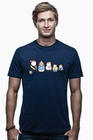 1 x FUSSBALL SHIRT - MATRYOSHKA
