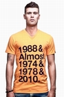 1 x FUSSBALL SHIRT - HOLLAND ALMOST