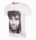Fussball Shirt - George Best Portrait