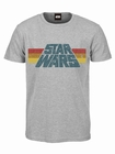 2 x STAR WARS T-SHIRT VINTAGE LOGO 1977