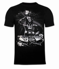 x STAR WARS T-SHIRT DJ DARTH VADER IN DA HOUSE