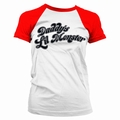 x SUICIDE SQUAD GIRLIE SHIRT DADDYS LIL MONSTER