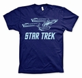 x STAR TREK T-SHIRT ENTERPRISE SHIP