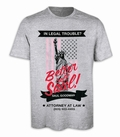 x BETTER CALL SAUL T-SHIRT IN LEGAL TROUBLE?
