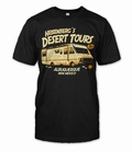 2 x BREAKING BAD T-SHIRT HEISENBERGS DESERT TOURS