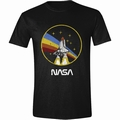 1 x NASA T-SHIRT ROCKET CIRCLE