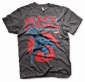 BLACK PANTHER MARVEL T-SHIRT LOGO
