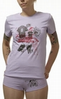 1 x GOALIE WOMEN GARNITUR SHIRT UND SHORTS