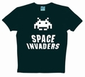 2 x LOGOSHIRT - SPACE INVADERS - SHIRT