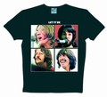 Logoshirt - The Beatles - Let It Be - Shirt