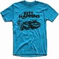 American Classics - Kitt happens - Shirt - T�rkis