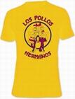 Breaking Bad T-Shirt Los Pollos Hermanos Gelb