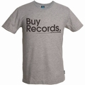 1 x DEPHECT - BUY RECORDS - SHIRT - HEATHER