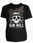 x GIN MILL - STEADY CLOTHING T-SHIRT