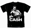 6 x JOHNNY CASH T-SHIRT FLIPPIN