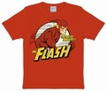Kids-Shirt - DC - Flash The Fastest Man Alive