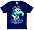 Kids Shirt - Muppets - Gonzo - Blau
