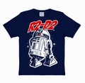 2 x KIDS SHIRT - STAR WARS - R2-D2