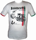 4 x LAMBRETTA SHIRT - SCOOTER