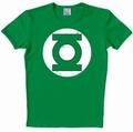 1 x LOGOSHIRT - DC GREEN LANTERN LOGO SHIRT - GREEN