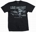 Mustang 1969 - Men Shirt Schwarz