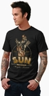 1 x ROOSTERBILLY SUN RECORDS - STEADY CLOTHING T-SHIRT
