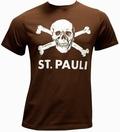 St. Pauli Shirt - braun