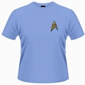1 x STAR TREK SHIRT SCIENCE WISSSENSCHAFT