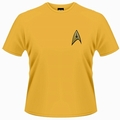 1 x STAR TREK SHIRT KOMMANDO