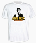 x STAR TREK T-SHIRT SPOCK LIVE LONG & PROSPER