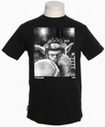 6 x STAR WARS SHIRT - CHUNK - BOXING YODA - BLACK