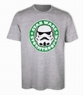 4 x STAR WARS T-SHIRT STORMTROOPER