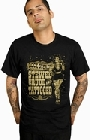 x STEWED AND TATTOOED - STEADY CLOTHING T-SHIRT