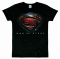 Logoshirt - Superman - Man of Steel Shirt